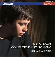 ピリス モーツァルト:ピアノソナタ全集